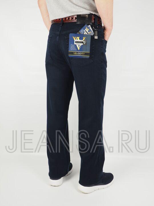 ДЖИНСЫ VELOCITY VL58-M1.1-26 BLUE-BLUE